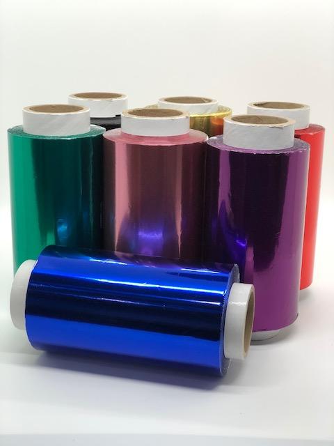 Colored Foil