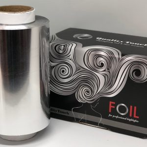 Rolled Silver Foil