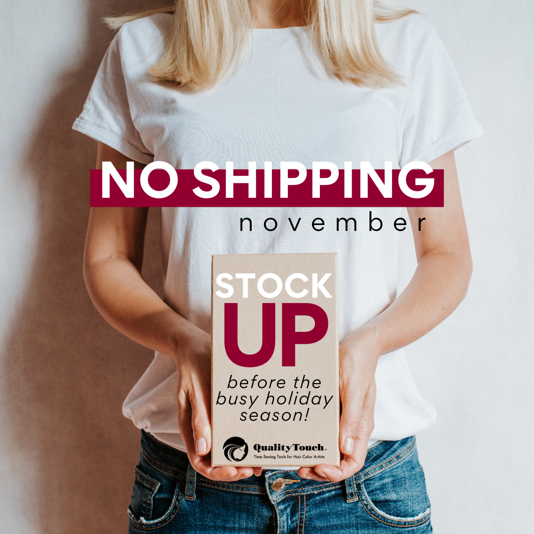 Free Shipping All Month