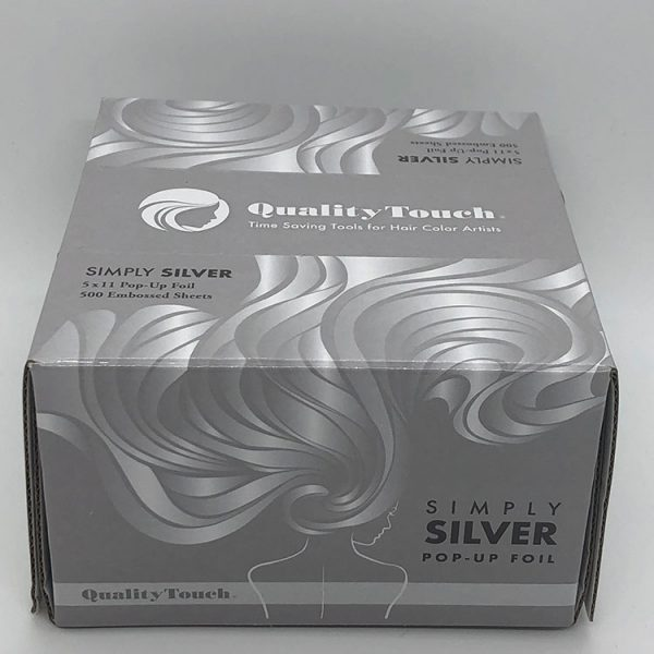 Simply Silver Popup Foil